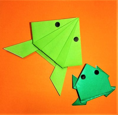 折り紙 立体 動物 リアル